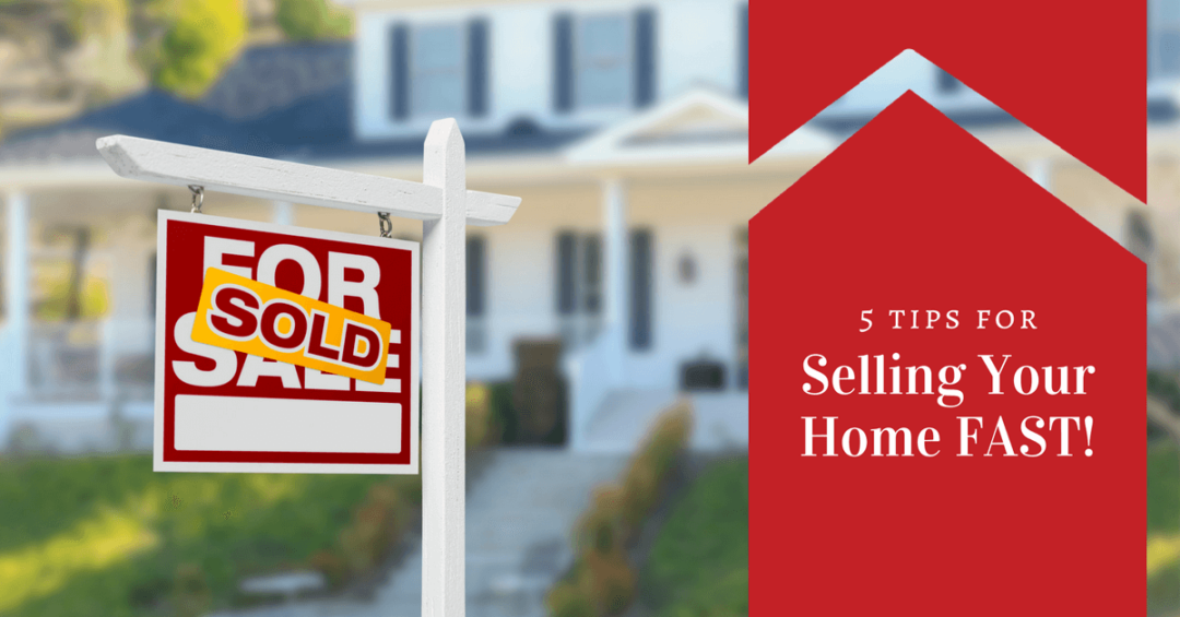 5 Home Selling tips